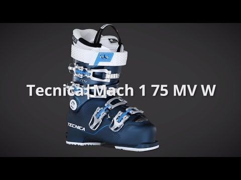 2019 Tecnica Mach 1 75 MV W Women s Boot Overview by SkisDotCom d4e5b6bb7