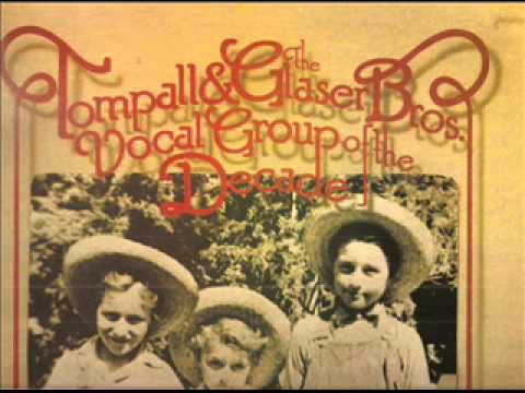 Tompall & the Glaser Brothers ~ Velvet Wallpaper (Vinyl)