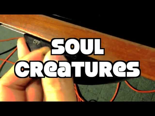 SOUL CREATURES COMING SOON 6-1-2014