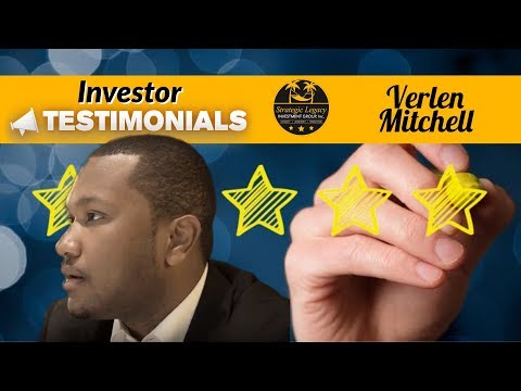 Strategic Legacy Investment Group-Investor Testimonial Verlen Mitchell