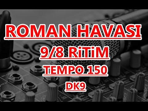 9\\8 Roman Drum - New 2020 -Tempo 154