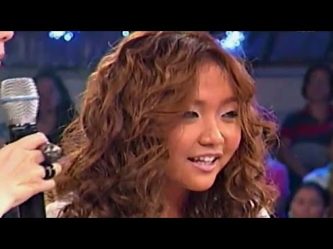 Charice 'Note to God' on Wowowee