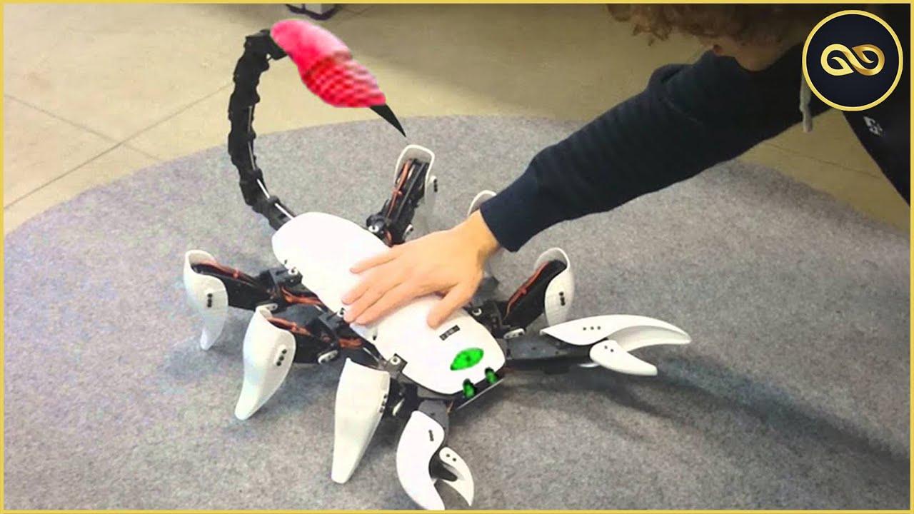 ️🏆6 Robot Động Vật Xịn Sò \u0026 Hiện Đại Vượt Trên Tầm Hiểu Biết Của Cả Tỷ Người Trên Thế Giới | KGH New