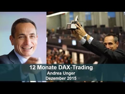 Die 7 Top-Strategien des Trading-Weltmeisters Dr. Andrea Unger