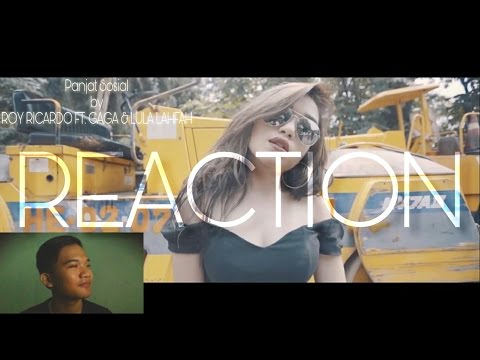 #REACTION TO : PANJAT SOSIAL - ROY RICARDO Feat. GAGA MUHAMMAD , LULA LAHFAH Mp3