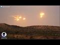 MEDIA COVERUP: Mass UFO Sighting Over Arizona Desert! 4/15/17