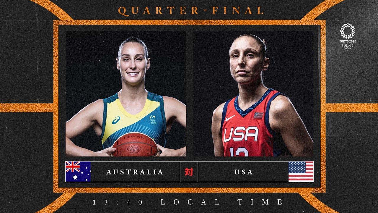 Australia v USA - Watch along party