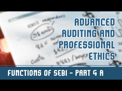 Securities & Exchange Board Of India [SEBI ACT 1992] | Powers/Functions Of SEBI,Section 11| Part 4 A