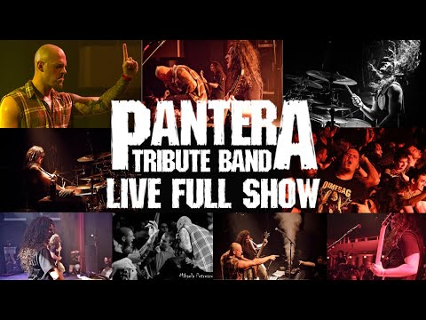 GODDAMN ELECTRIC (Pantera Tribute) -  LIVE at SNAKEFEST II Montreal (FULL SHOW)