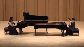 C. M. v. Weber - Aufforderung zum Tanz for 2 pianos 8 hands Op.65 - 와이어스 제 2회 정기연주회