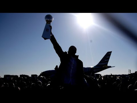 Philadelphia Eagles ready to celebrate first Super Bowl title with parade