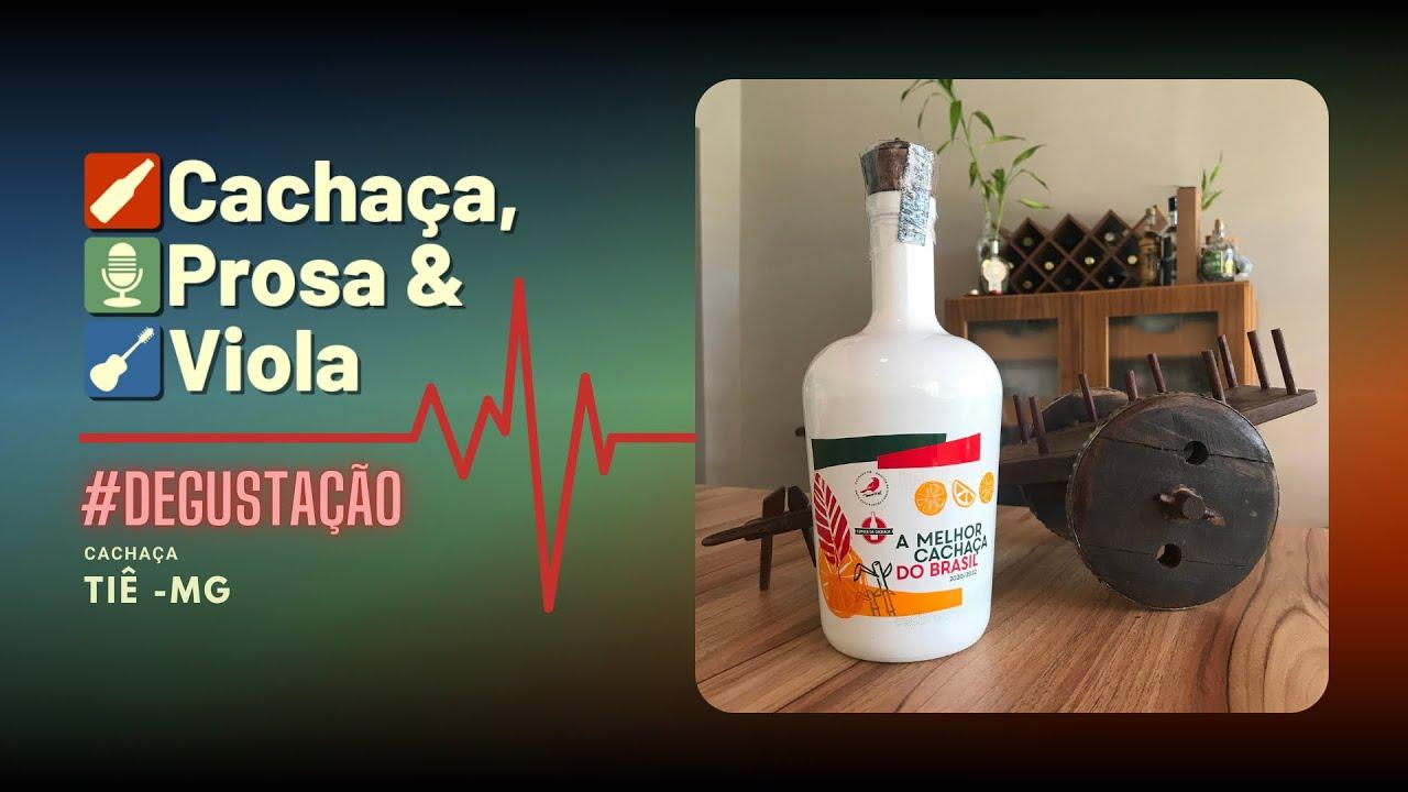 #degustação - Cachaça Tiê