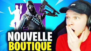 🔴I OFFER THE NEW SKIN IN THE FORTNITE BOUTIQUE OF AUGUST 28 to 2H! I was a BAN from Fortnite!