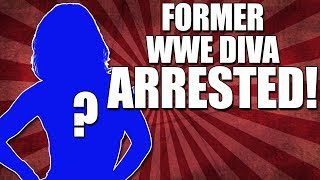BREAKING NEWS: Former WWE Diva Arrested! Facing Five Years!