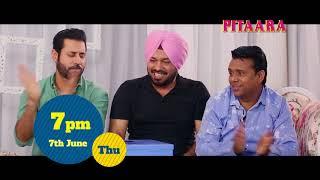 Carry on jatta-2   Binnu dhillon   Gurpreet Ghuggi   Karamjit anmol   Promo   Shonkan filma di  