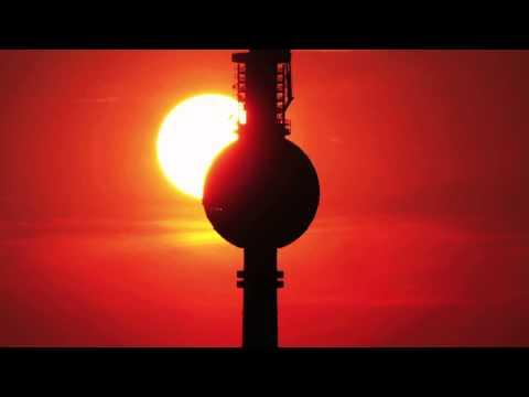 Berlin's private Sun Eclipse - almost