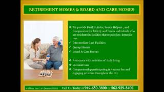 A 1 Home Care Facility Aides & Hospital Sitters 1