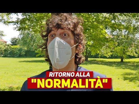 RITORNO ALLA 'NORMALITÀ' - Parodia