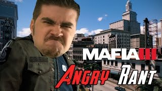 Mafia III - Angry Rant  [Review In Progress]