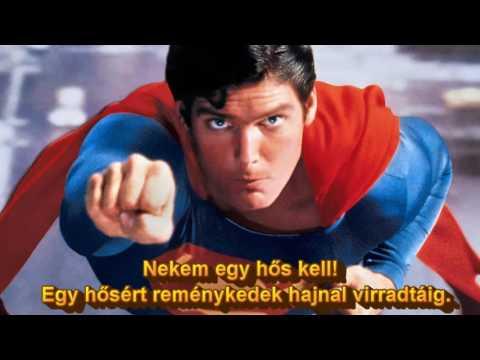 Bonnie Tyler- Holding out for a hero ( I need a hero ) magyar fordítás