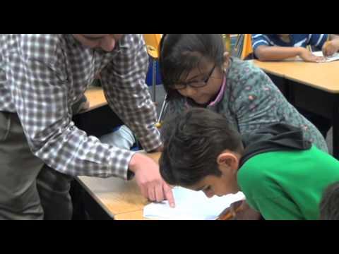 Oak Point Elementary School/LEISD Elementary Teacher of the Year Andrew Molina