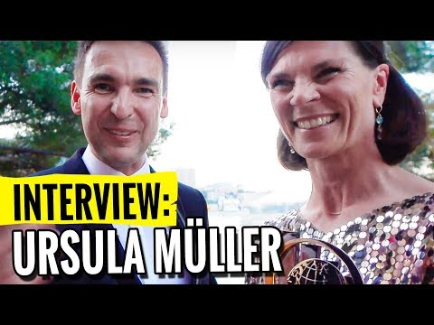 Interview with Ursula Müller - Entrepreneur of the Year - Germany - The Billion Dollar Secret