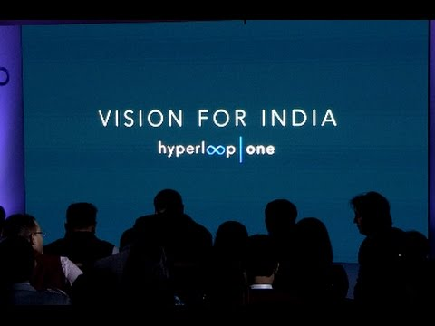 Hyperloop One's Vision for India - Full Event Recording | Digit.in