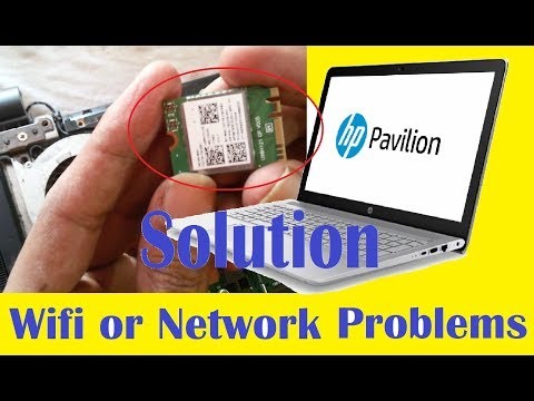 Laptop Wifi Weak Signal Problems Solution Fix | Weak Network Problems | Hp Pavilion Weak Network