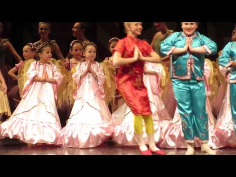 Philadelphia Dance Academy - Nutcracker 2015 - Curtain call