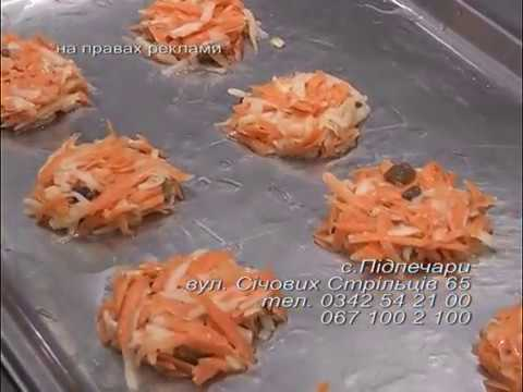 Ранок-панок. Світлана Бурчак. Оладки з моркви та яблук
