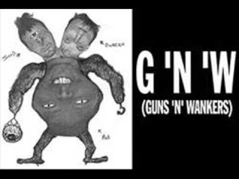 Guns N' Wankers: 668