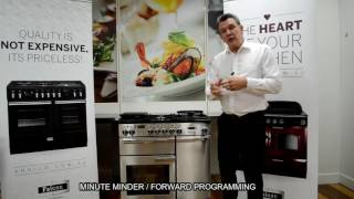 FALCON PROFESSIONAL+ 90cm Dual Fuel Range Cooker