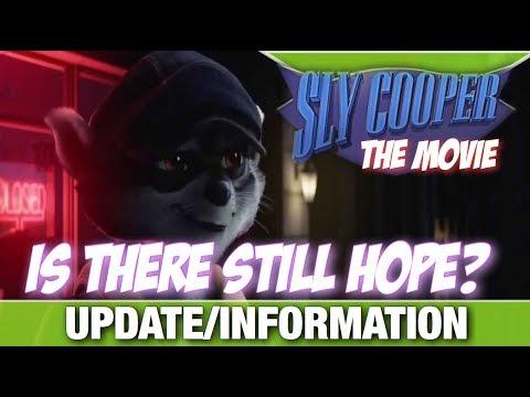 SLY COOPER MOVIE STATUS UPDATE - 2017 streaming vf