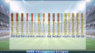 Download UEFA Champions League en Flauta Dulce con Notas MP3 song and Music Video