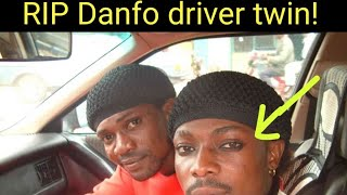 BREAKING NEWS Mad Melon of Danfo Driver is dead Correction THEY ARE NOT TWINS