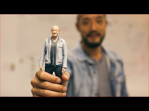3D Print Yourself With Doob-3D | The Henry Ford's Innovation Nation