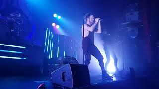 The Rasmus - Silent Night + Wonderman  Dark Matters Tour - Köln 20.11.17