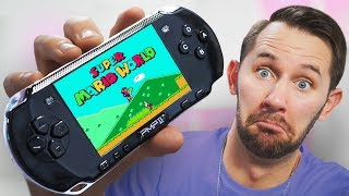 $30 Knockoff PSP! | 10 Ridiculous Tech Gadgets