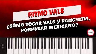 Curso Piano - Musca Cristiana - Clase 10 Ritmo de Vals