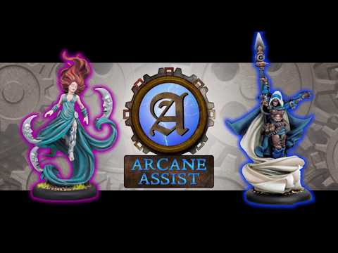 Arcane Assist Batreps: The Dreamer vs Haley2
