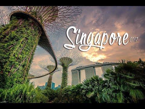3 DAYS IN SINGAPORE | TRAVEL VLOG 2017