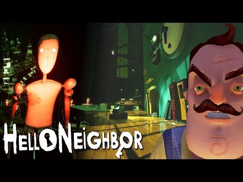 NAME A MORE CONFUSING & CRYPTIC GAME..I'LL WAIT | Hello Neighbor Alpha 4 (True Ending)