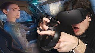 Meine explosive Reise in die ARKTIS ✪ Virtual Reality (Oculus Rift)