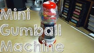 Mini Gumball Machine From The Dollar Store