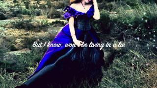 Within Temptation~ I Don't Wanna (lyrics)