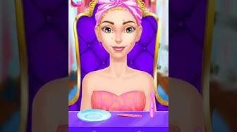 Royal Girls - Princess Salon Gameplay