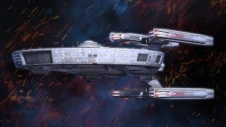 STO Starships Breakdown : StarGazer Class - Heavy Cruiser and Workhorse