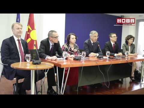 Амбасадорите побараа одговорност и од ДУИ