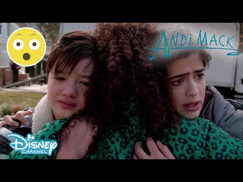 Andi Mack | Season 2 - Episode 34 First 5 Minutes | Disney Channel UK