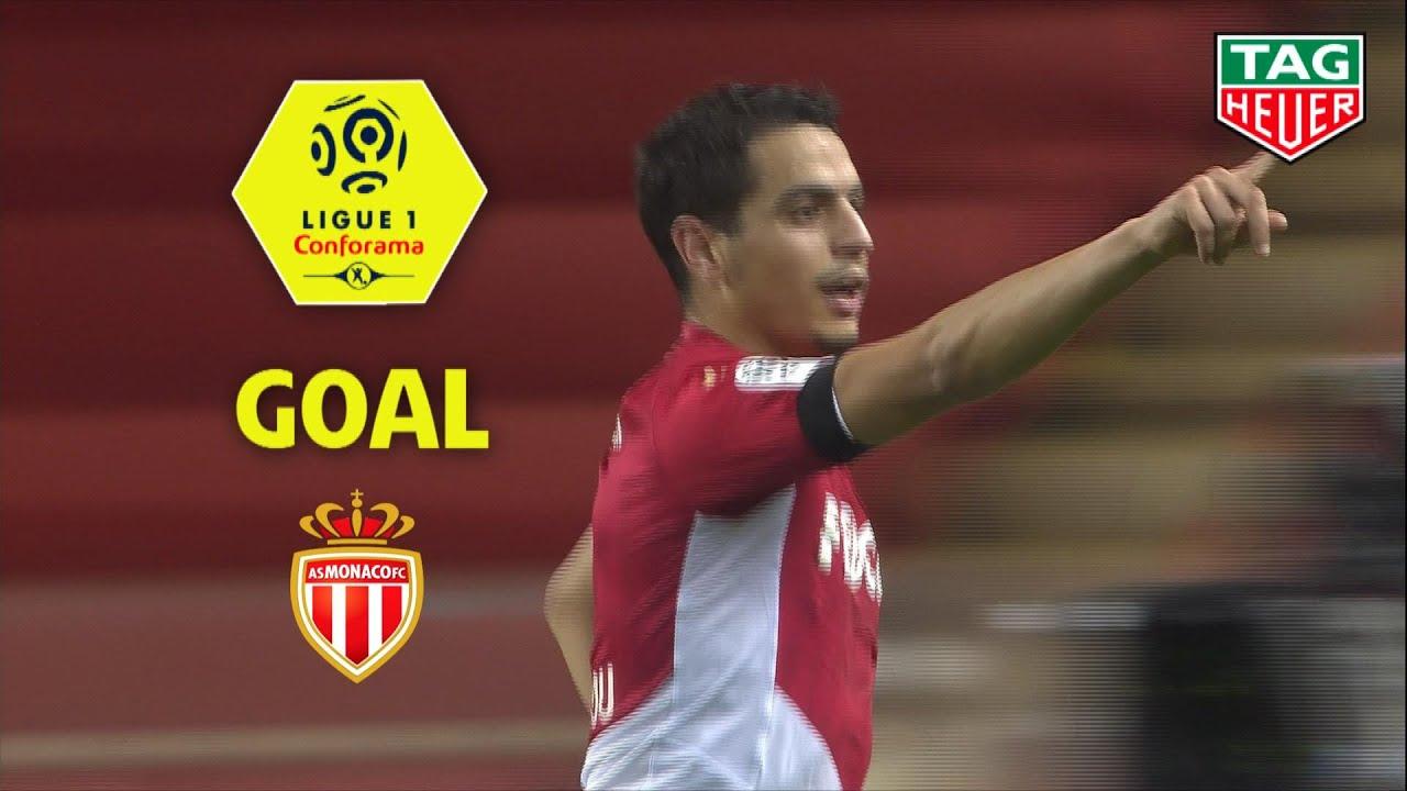 Монако  3-0  Амьен видео